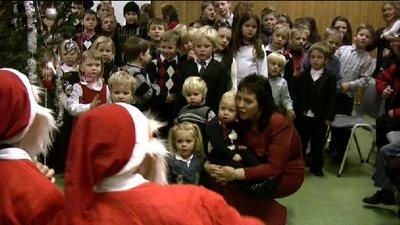 Fra julefesten 2008