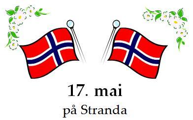 17-mai på Stranda 2013