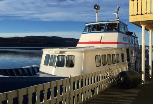 Bokbåten på Velandsnes H2016 Randi Veland - Kopi